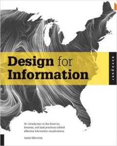 Design for Information: An Introduction to the Histories, Theories, and Best Practices Behind Effective Information Visualizations, by Isabel Meirelles.